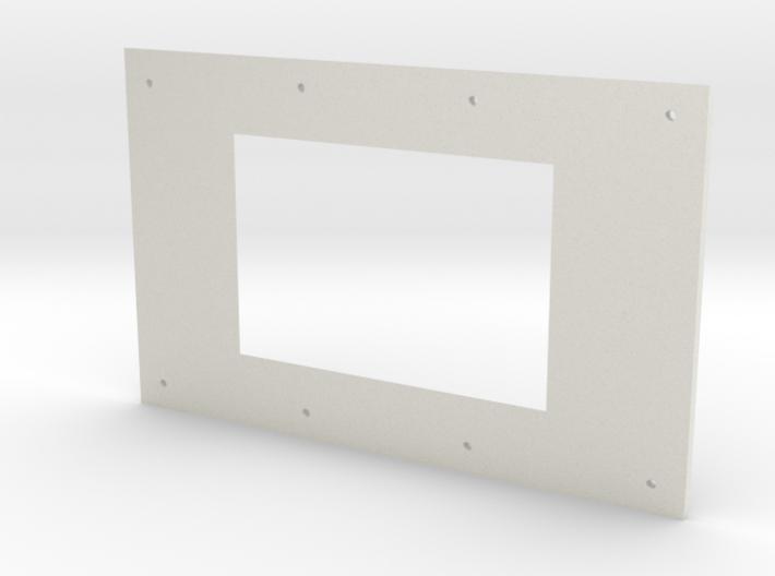 Frontplatte 3d printed