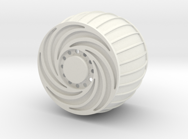 Mars Rover Wheel 1:4 3d printed