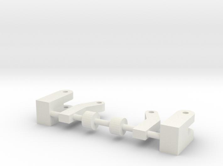 Slide 3d printed