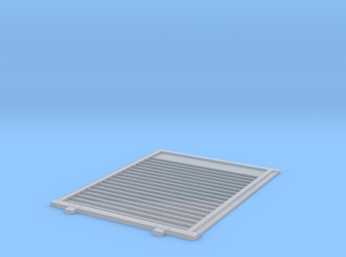 YSD Industries 8ft Plate C Door 3d printed