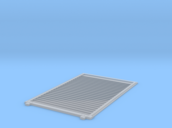 YSD Industries Double 8ft Plate F Door Right 3d printed