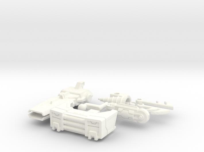 Impactor Update Kit Ver 2 3d printed