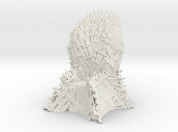 Forbidden Throne phone charging docking station  3d printed