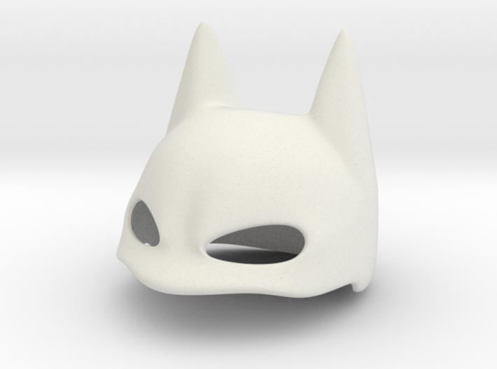 Eared Cover Mask Stl 3d printed