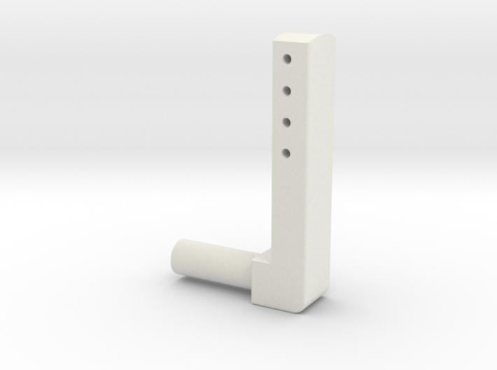 BMGimbal Tiltbar Connector 3d printed