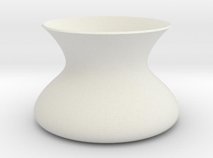 Loki-Vase 3d printed