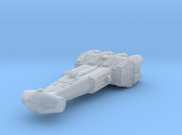 1/2256 Assassin Class Corvette 3d printed