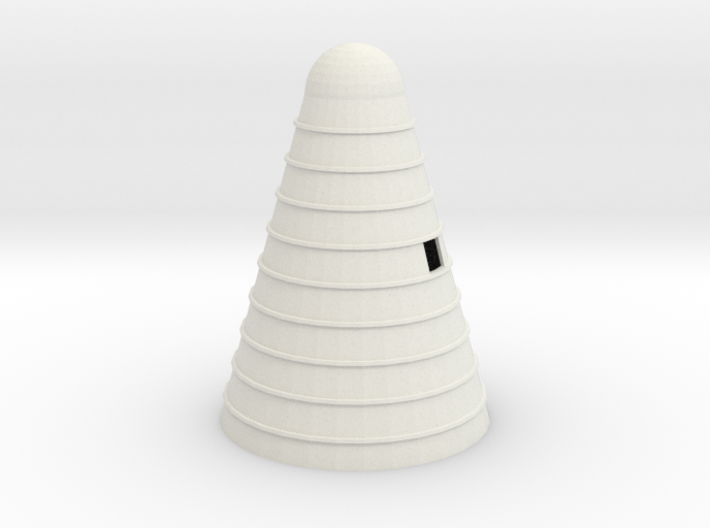 Woodchip Burner - Zscale 3d printed