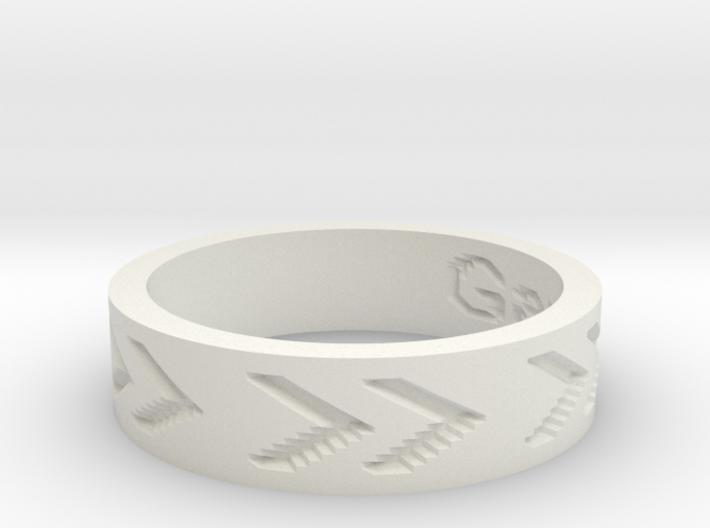 by kelecrea, engraved: Gardiaura 3d printed