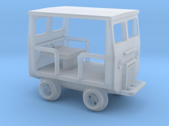 z Gauge 1:220 Fairmont Speeder Typ 1  3d printed