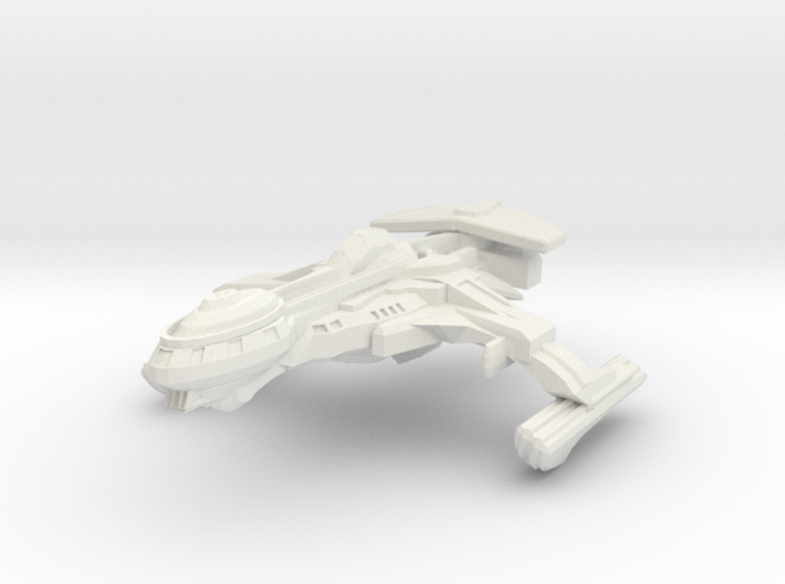 Defender Class Scout Frigate 3d printed