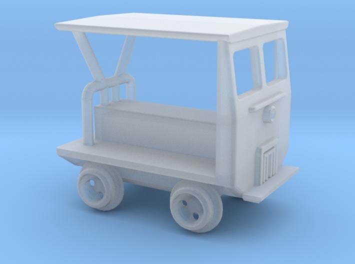 z Gauge 1:220 Fairmont Speeder Typ 3 3d printed