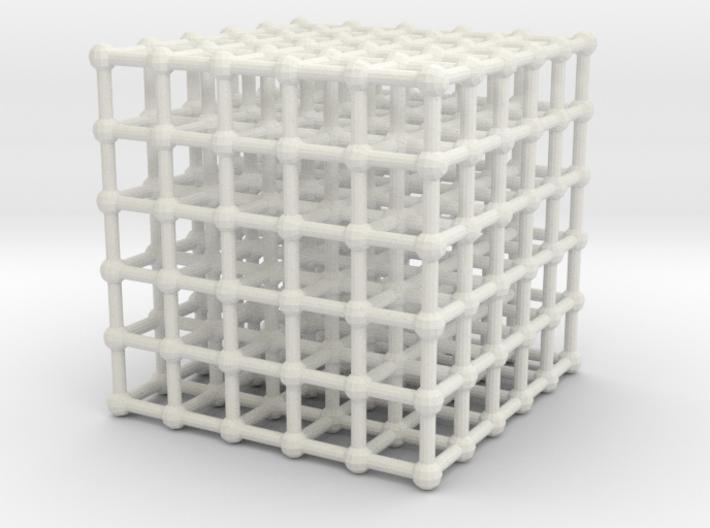 cube matrix (large) 3d printed