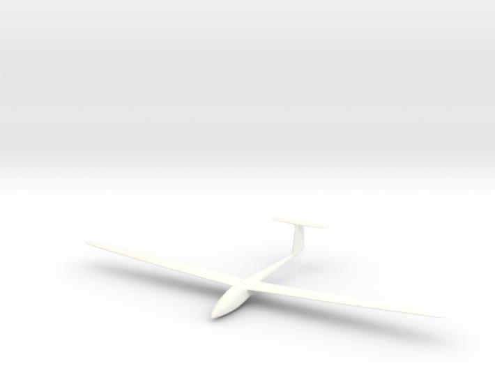 Sailplane 3d printed