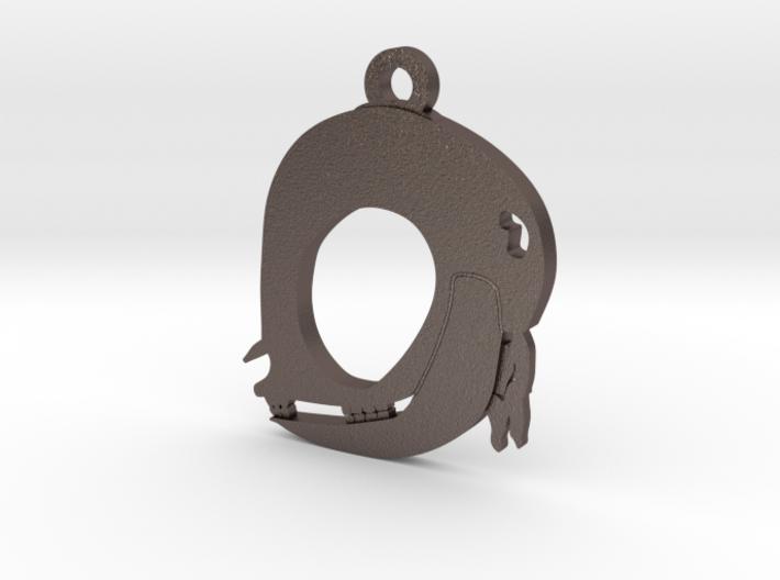 Pony Skull v2 3d printed