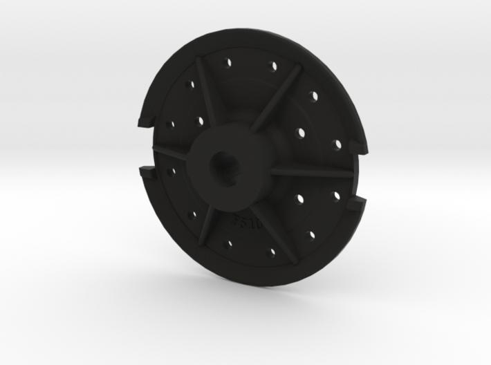 Climax Gear Hub 510 - 1-16th Scale 3d printed