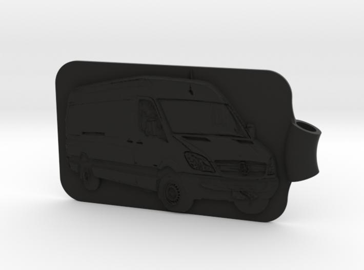 Sprinter NCV3 Cargo Key Fob 3d printed
