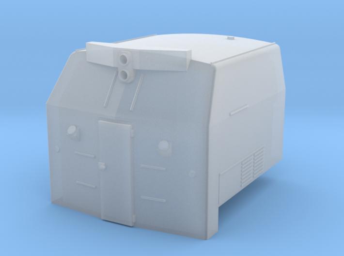 BQ23-7 B [Plated Windows] 3d printed