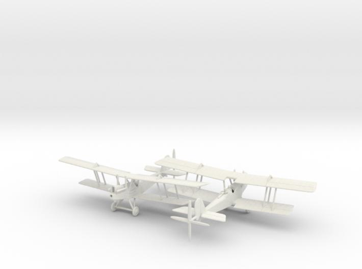 1/144 RAF RE 8 x2 3d printed
