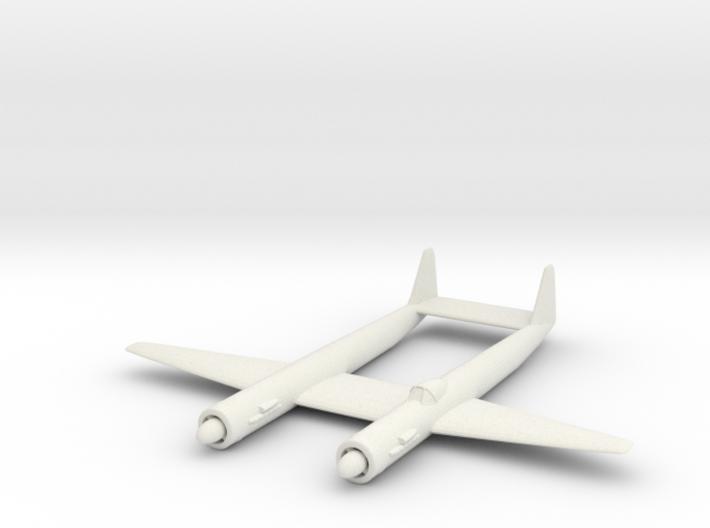 1/200 Arado Ar E 530 3d printed