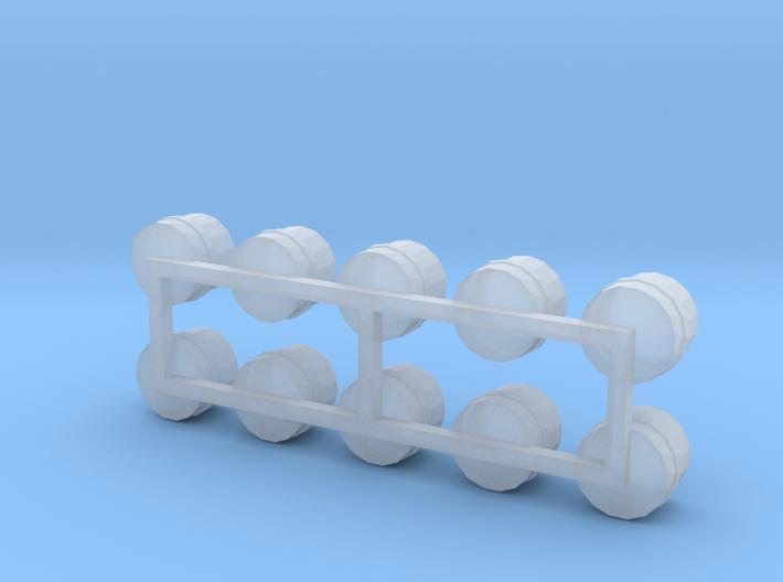 Locomotive Beacon 3d printed