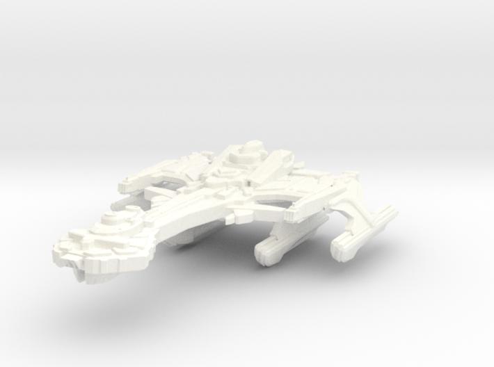 Akua Class Battleship 3d printed