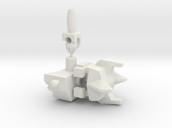 Galvanized Leader Set (RF edition) 3d printed