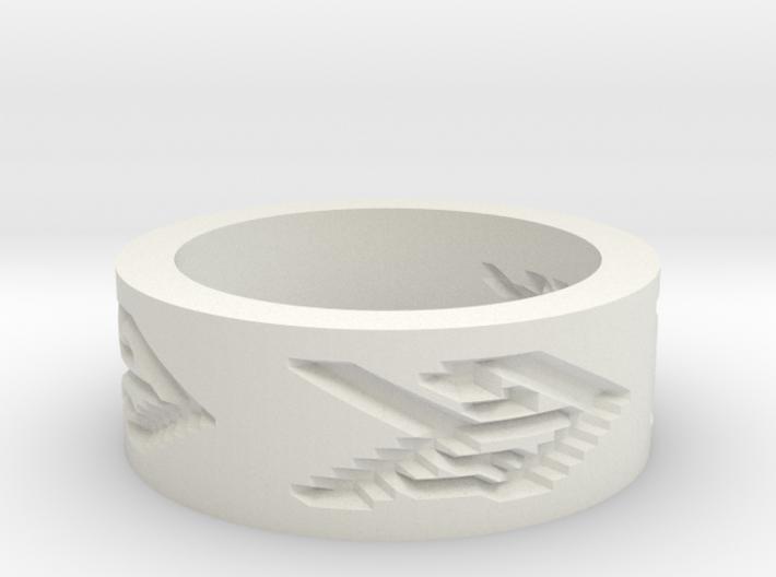 by kelecrea, engraved: xyz 3d printed