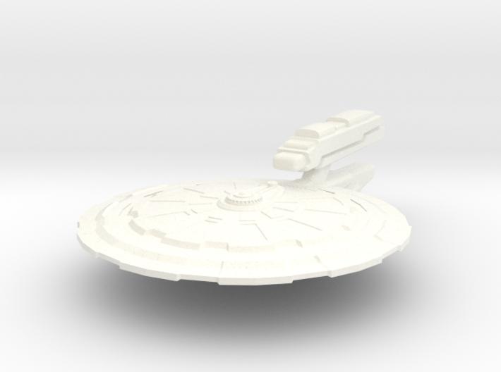 USS McKnight 3d printed