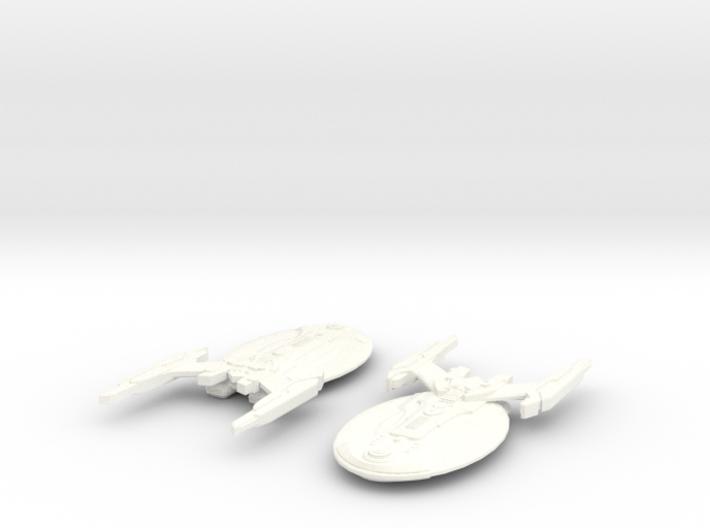 USS Osiris 3d printed