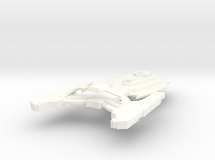 USS Okuda 3d printed