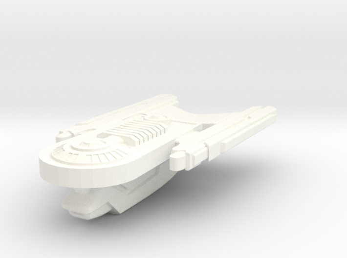 USS Simiel 3d printed