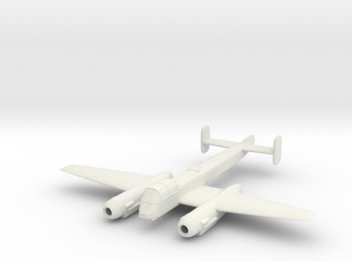 1/200 Arado Ar 240 3d printed