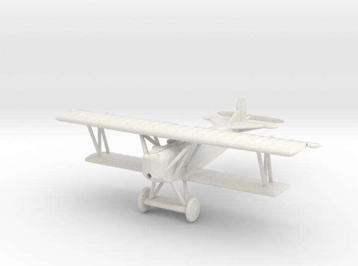 Fokker DVII Various scales 3d printed