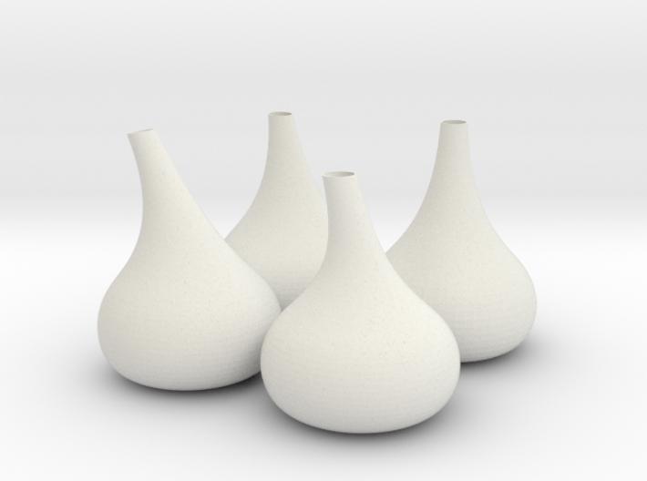 NLpro Flower bulbs single(0.71mm)offsrf 3d printed