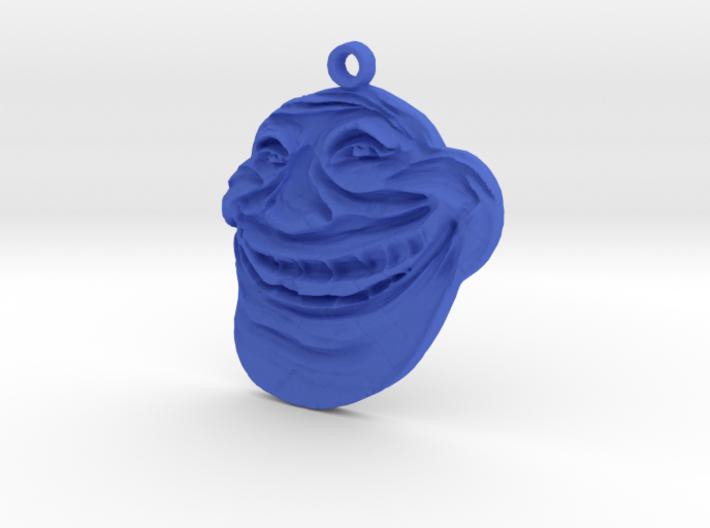 Internet Troll 3d printed
