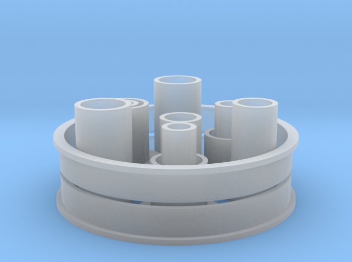 Differential Bushings Set 3d printed