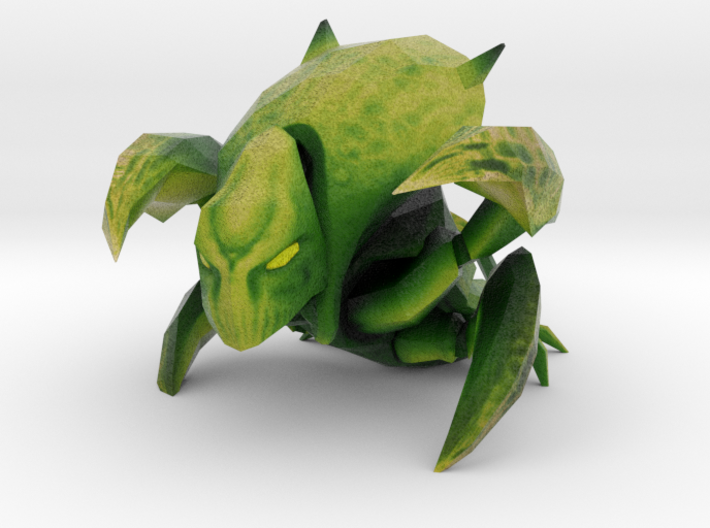 SparkGrub - Forest 3d printed