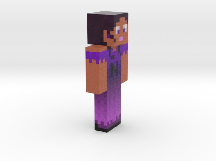 6cm   PurpleNepenthe   Partner : Marathon gamers 3d printed