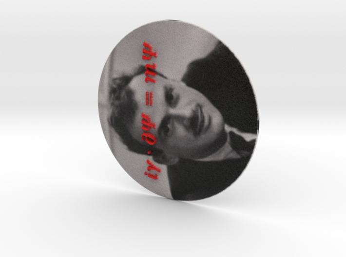 Dirac1 3d printed