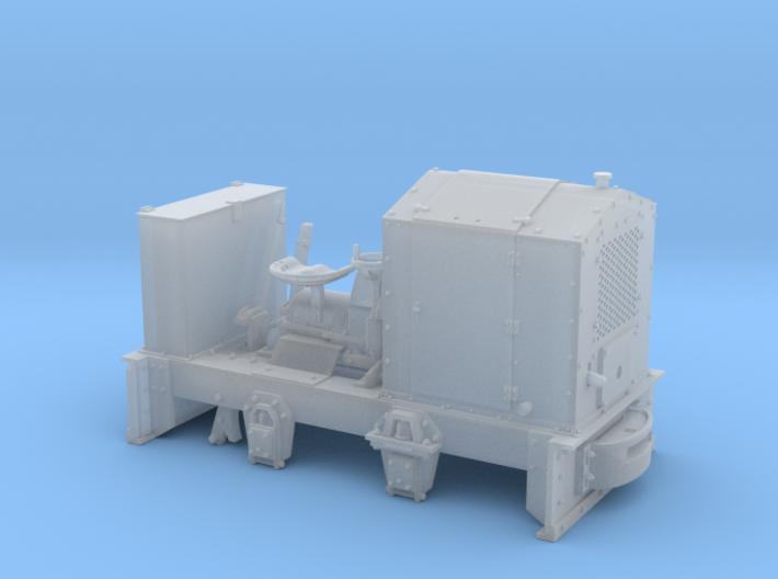 Feldbahn O&K RL1a (Spur 1f) 1:32 3d printed