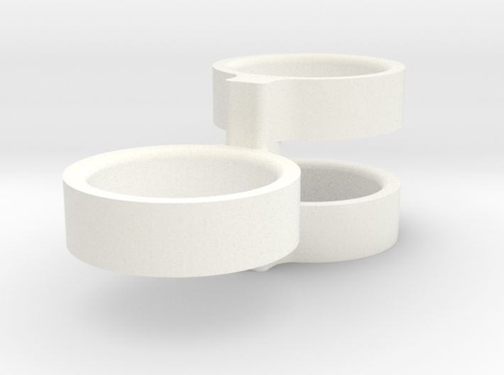 Mortar Clip 3d printed