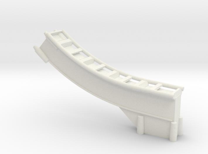 Loopingteil-ROT-vorne-unten 3d printed