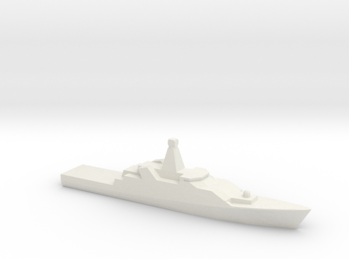 Holland 1:2400 3d printed