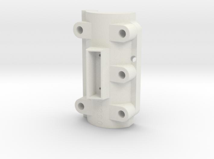 CrossBox Top Cap - 1-22.5 Scale 3d printed