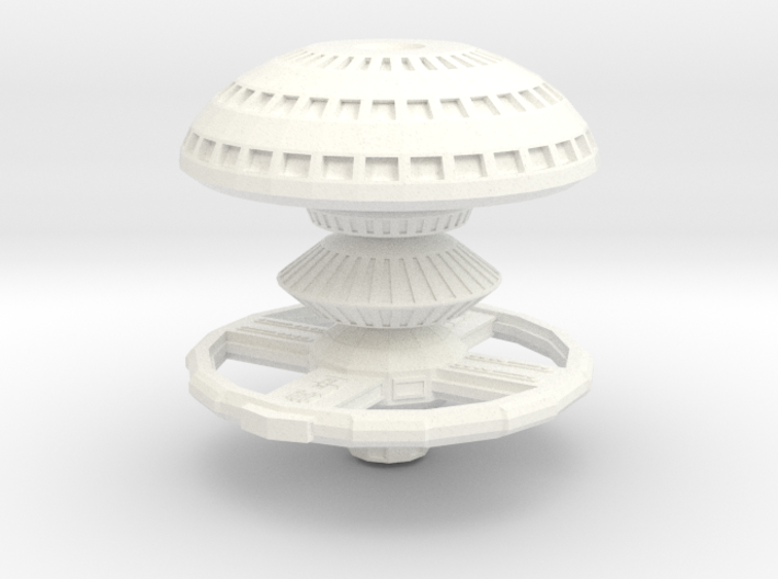 Starbase 57 3d printed