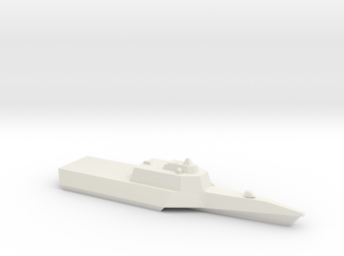[USN] LCS-2 Independence 1:3000 3d printed