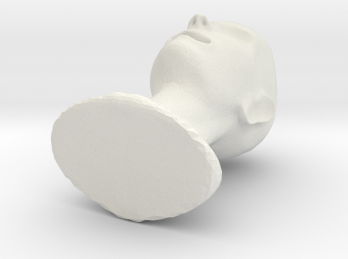 Workin\' on a Girl 3d printed