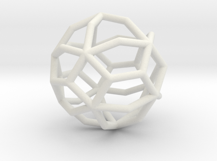 MaxiMin 42 Vertices 3d printed