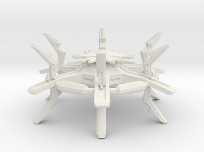 Cardassians Outpost 3d printed